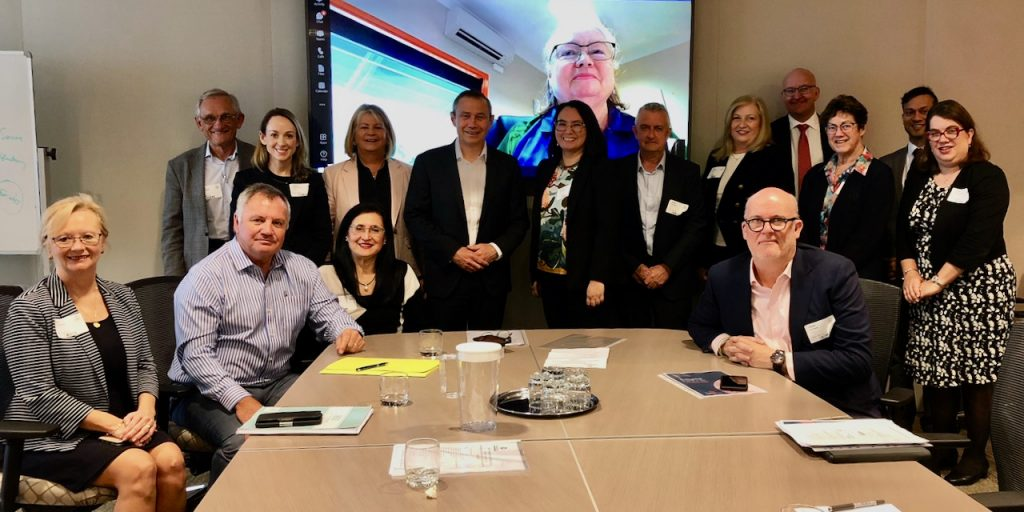 CEO Roundtable with Health Minister Sept 2021